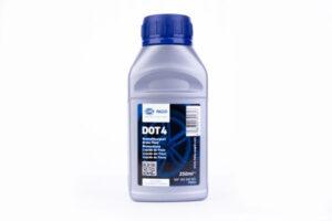 Lichid de frana Hella DOT 4 250 ML