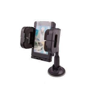 SUPORT TELEFON SI GPS NEGRU 4CARS