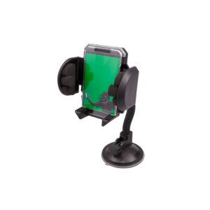 SUPORT TELEFON SI GPS NEGRU 93787 4CARS