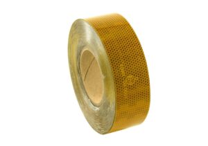 Banda reflectorizanta galbena contiuna 50m VIGNAL
