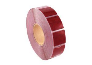 Banda reflectorizanta rosie intrerupta 50m VIGNAL