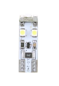 LED 12V T10 ALB CANBUS 3528SMD SET 2 BUC 92544 4CARS