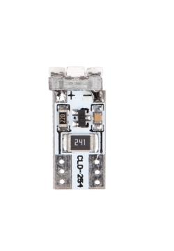 LED 12V T10 ALB CANBUS 3528SMD SET 2 BUC 92575 4CARS