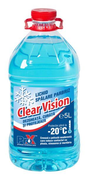 Lichid parbriz PRO X iarna 20 5L