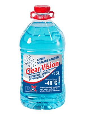 Lichid parbriz PRO X iarna 40 5L