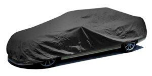 Prelata protectie auto L 1.5 x 4.5 m neagra
