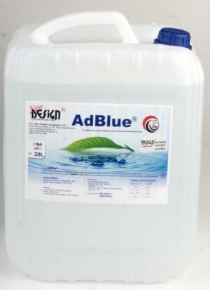 Solutie Ad Blue 20L Pet