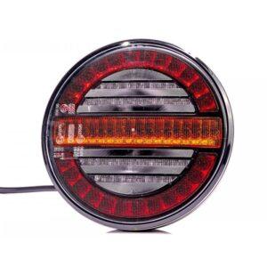 Stopuri led rotunde FT 213 . Lampa led rotunda FT 213